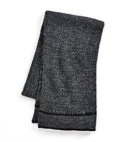 Calvin Klein ® Marled Lattice Stitch Scarf