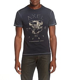 T.K. Axel MFG Co. Men's TK Engine Crewneck Tee