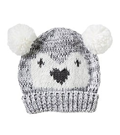 Miss Attitude Girls' Koala Bear Hat