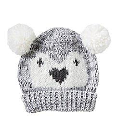 Miss Attitude Girls' Koala Bear Hat