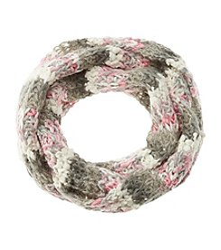 Miss Attitude Girls' 7-16 Popcorn Knit Scarf