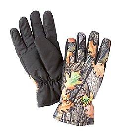Statements Boys' 4-18 Fall Leaves Camo Ski Gloves