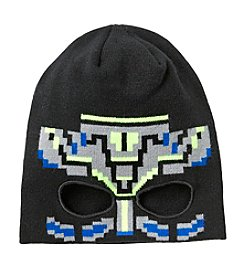 Statements Boys' 4-18 Robot Hat with Eye Holes