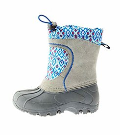 Sporto® Girls' Diamond Winter Boots