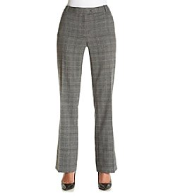 Calvin Klein ® Petites' Plaid Pants