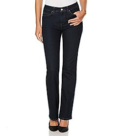 Rafaella® Plus Size Comfort Waist Boot Cut Jeans
