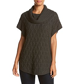 Eight Eight Eight Round Hem Cowlneck Sweater