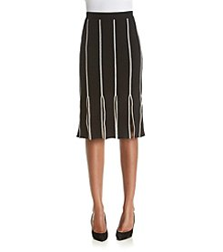 Chelsea & Theodore® Vertical Stripe Carwash Skirt