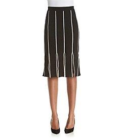 Chelsea & Theodore® Vertical Stripe Carwash Skirt