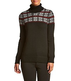 Breckenridge® Turtleneck Sweater