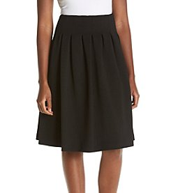 Calvin Klein Long Scuba Skirt