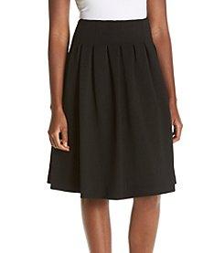 Calvin Klein Long Scuba Skirt