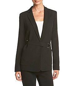 Calvin Klein ® Waist Tie Blazer