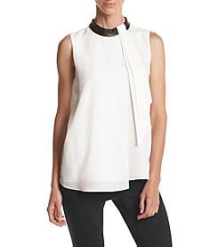 Calvin Klein ® Collar Blouse