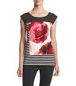 Calvin Klein ® Print Block Tee