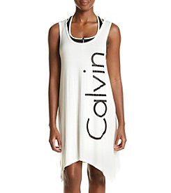 Calvin Klein ® Tank Dress Coverup
