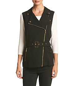 Calvin Klein Belted Vest