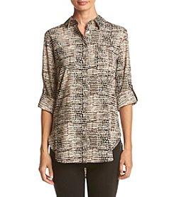 Calvin Klein ® Printed Tunic