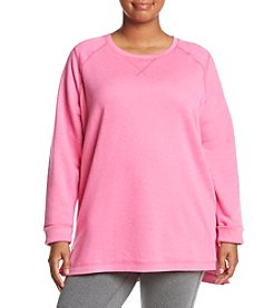 Exertek ® Plus Size Cotton Fleece Sweatshirt