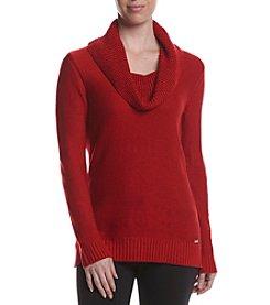 Calvin Klein Cowl Neck Sweater
