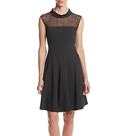 Anne Klein® Cowl Neck Dress