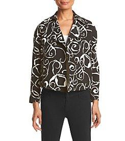 Anne Klein® Hollywood Hills Jacket