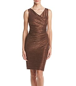 Calvin Klein Sparkle Knit Sheath Dress