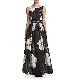 Eliza J® Floral Gown