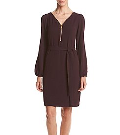 Prelude® Belted Shift Dress