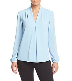 MICHAEL Michael Kors® Pleated Top