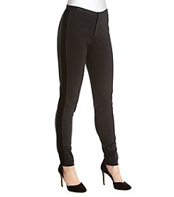 MICHAEL Michael Kors® Striped Velvet Pants