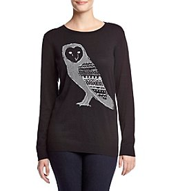 G.H. Bass & Co. Owl Sweater