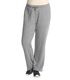 Jones New York® Plus Size Wide Leg Drawstring Pants