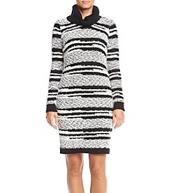 Calvin Klein ® Cowl Neck Sweater Dress