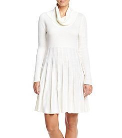 Calvin Klein ® Fit And Flare Sweater Dress