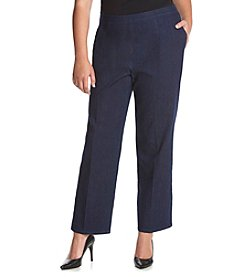 Alfred Dunner® Plus Size Sierra Madre Medium Pant