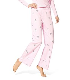 HUE® Waffle Knit Pajama Pants