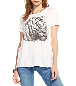 Chaser® White Tiger Graphic Tee
