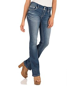 Wallflower® Luscious Curvy Push Up Fit Bootcut Jeans