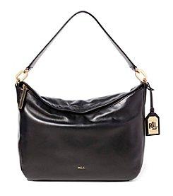 Lauren Ralph Lauren® Medium Callen Leather Hobo Bag