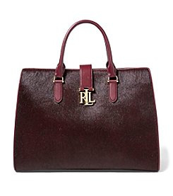 Lauren Ralph Lauren® Carrington Haircalf Tote