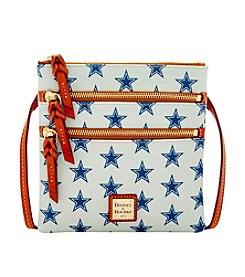 Dooney & Bourke® NFL® Dallas Cowboys Triple Zip Crossbody