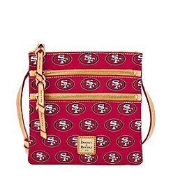 Dooney & Bourke ® NFL® San Francisco 49ers Triple Zip Crossbody