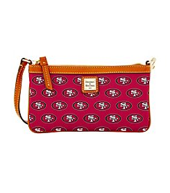 Dooney & Bourke® NFL® San Francisco 49ers Large Slim Wristlet