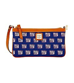 Dooney & Bourke® NFL® New York Giants Large Slim Wristlet