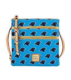 Dooney & Bourke® NFL® Carolina Panthers Triple Zip Crossbody