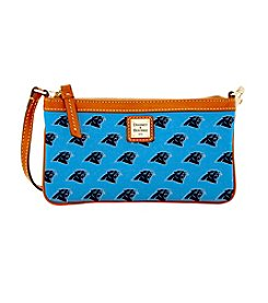 Dooney & Bourke® NFL® Carolina Panthers Large Slim Wristlet