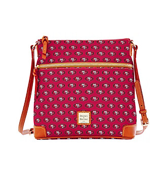 Dooney & Bourke® NFL® San Francisco 49ers Crossbody