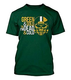 Green Bay Men's Dead And Cold Short Sleeve Tee
