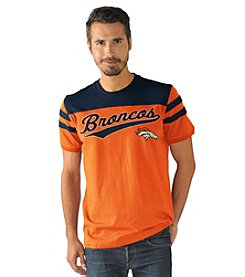 G-III NFL® Denver Broncos Men's Throwback Short Sleeve Tee